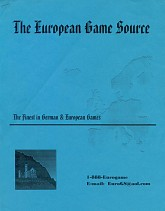 European Game Source catalog