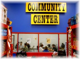 Petco Community Center
