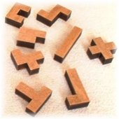 Pentominoes from Quintillions