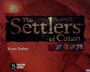 First edition, Mayfair Settlers of Catan