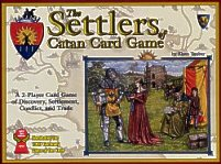 English version of The Settlers of Catan card